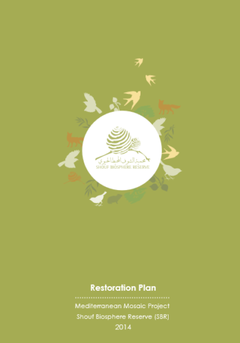 Restoration Plan Cover