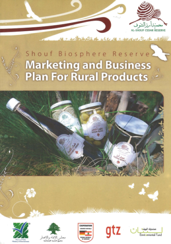 marketing plan cover